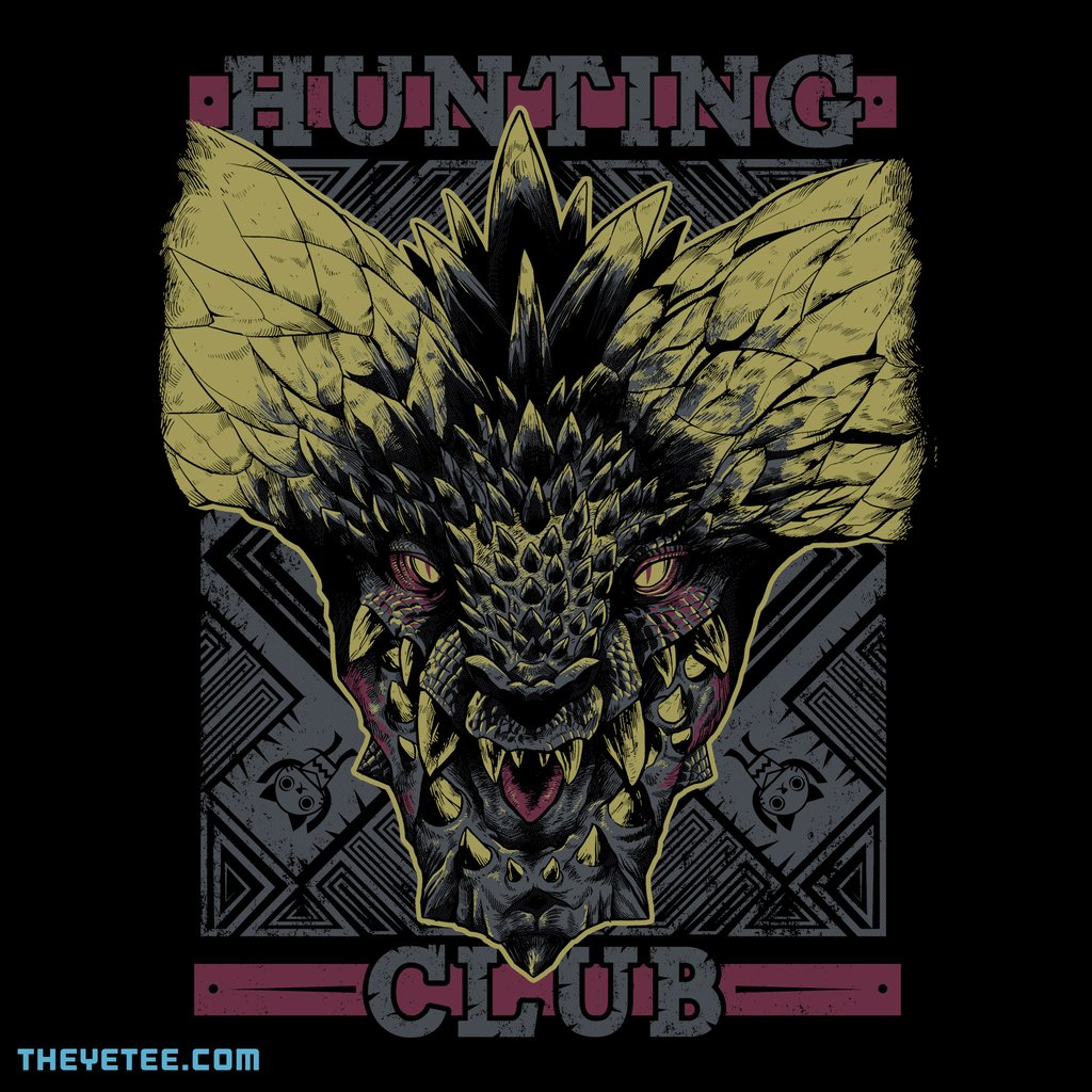 The Yetee: Hunting Club: Nergigante