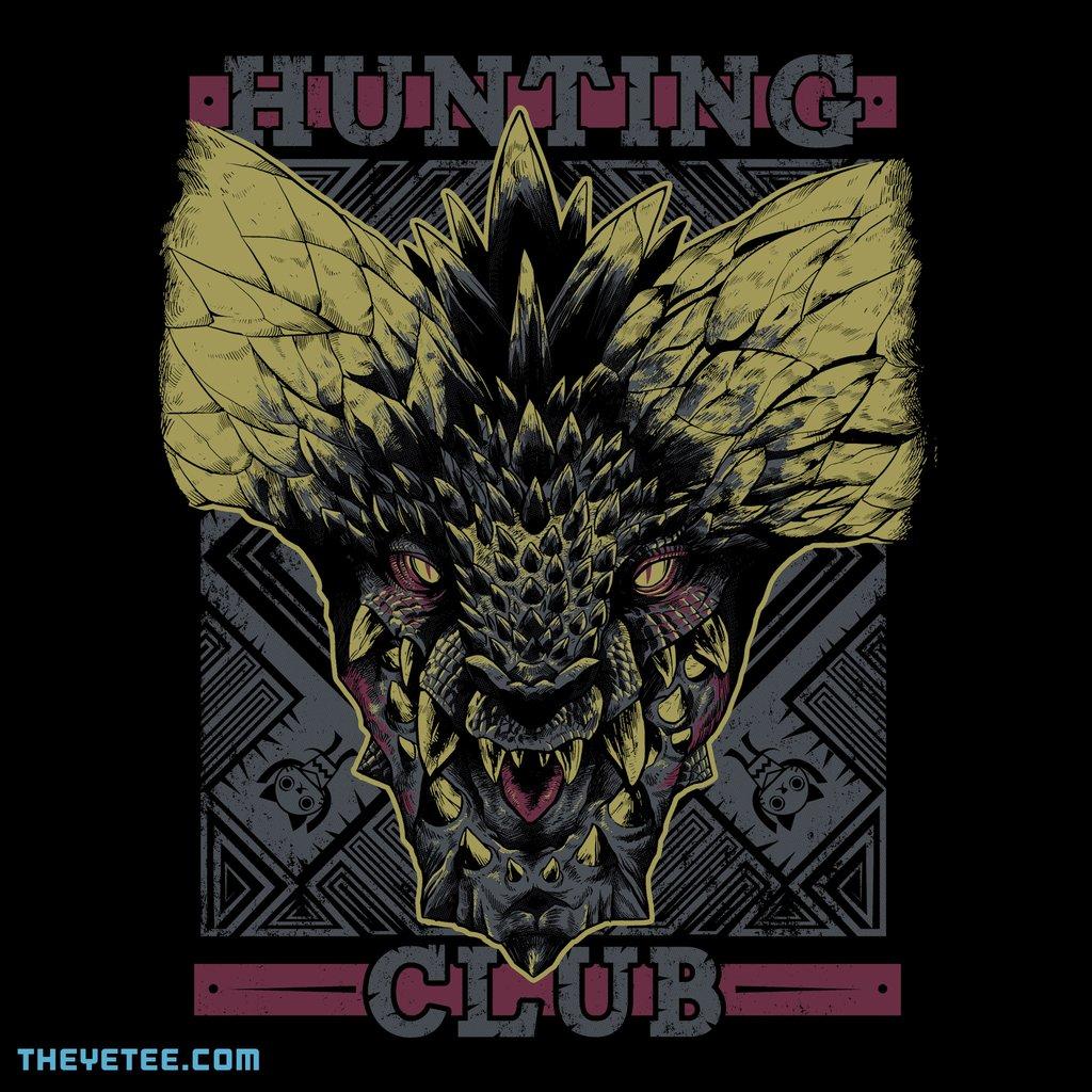 The Yetee: Hunting Club: Nergigante