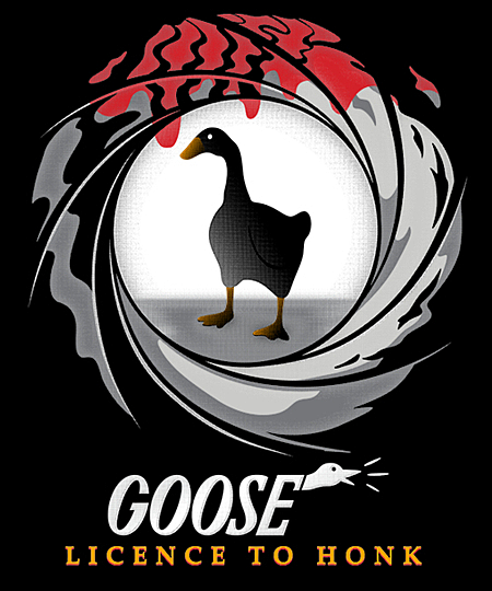 Qwertee: Goose Agent