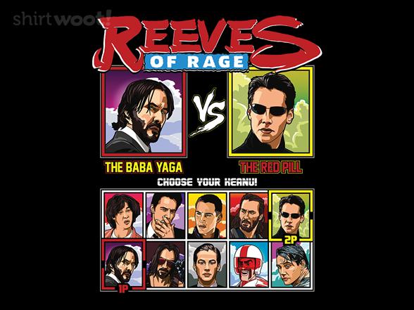 Woot!: Reeves of Rage