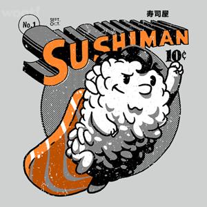 Woot!: Sushi Man