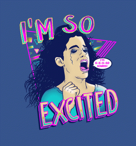 BustedTees: I'm Soo Excited