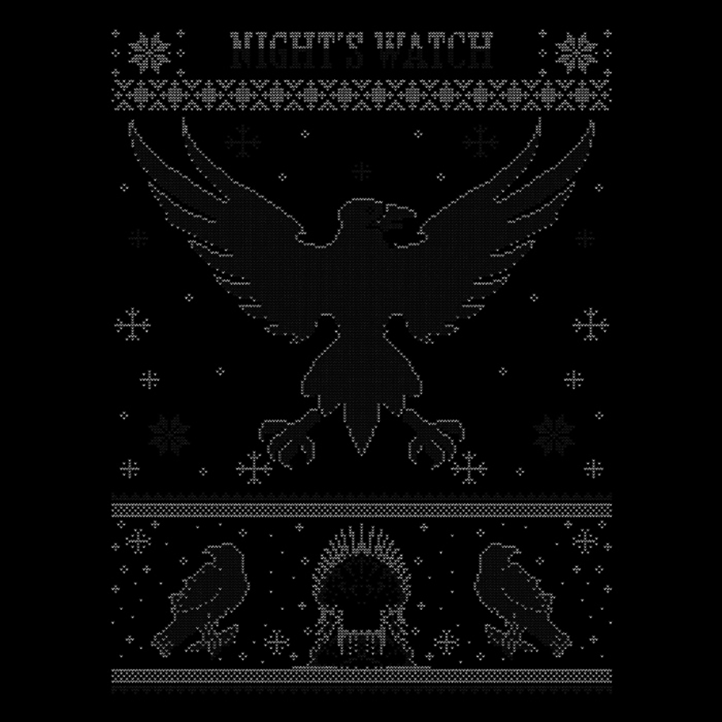 Once Upon a Tee: Black Crow Sweater