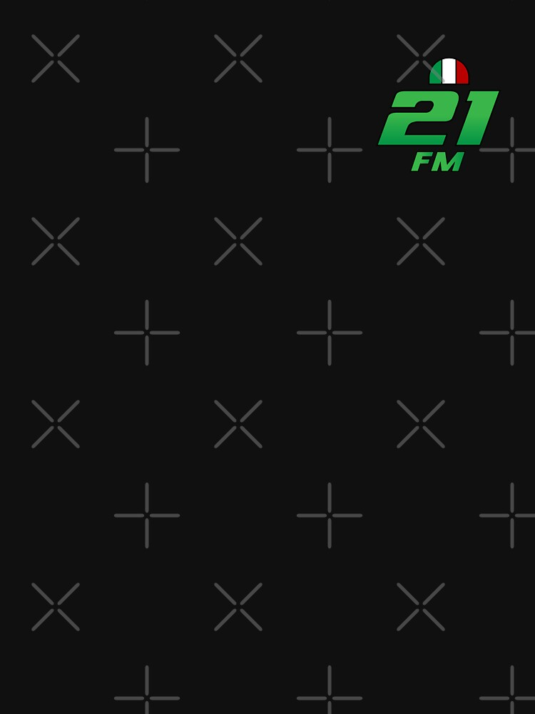 RedBubble: FM 21 -  Pattern Circuits