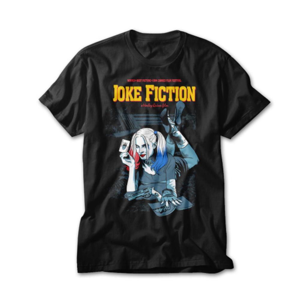 OtherTees: Joke Fiction