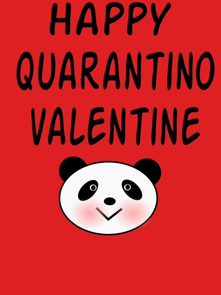 RedBubble: Happy QUARANTINO valentiene