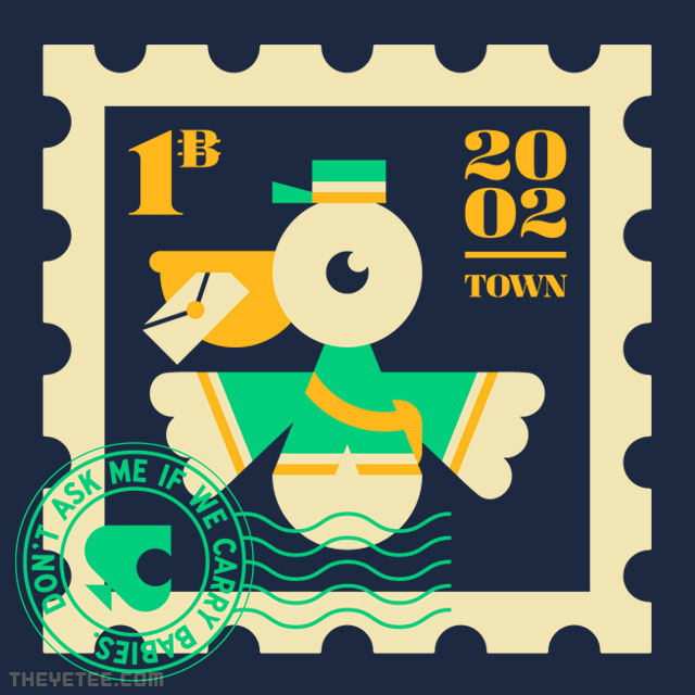 The Yetee: Postal Pete