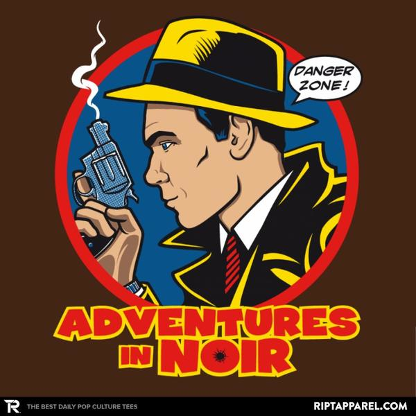 Ript: Adventures in Noir