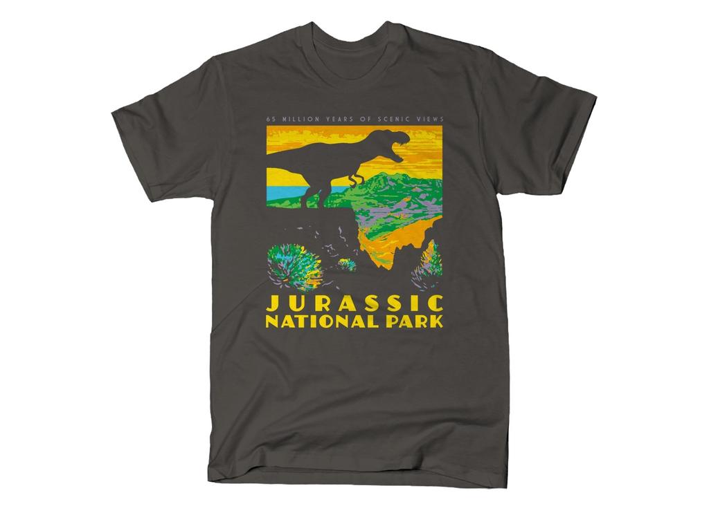 SnorgTees: Jurassic National Park