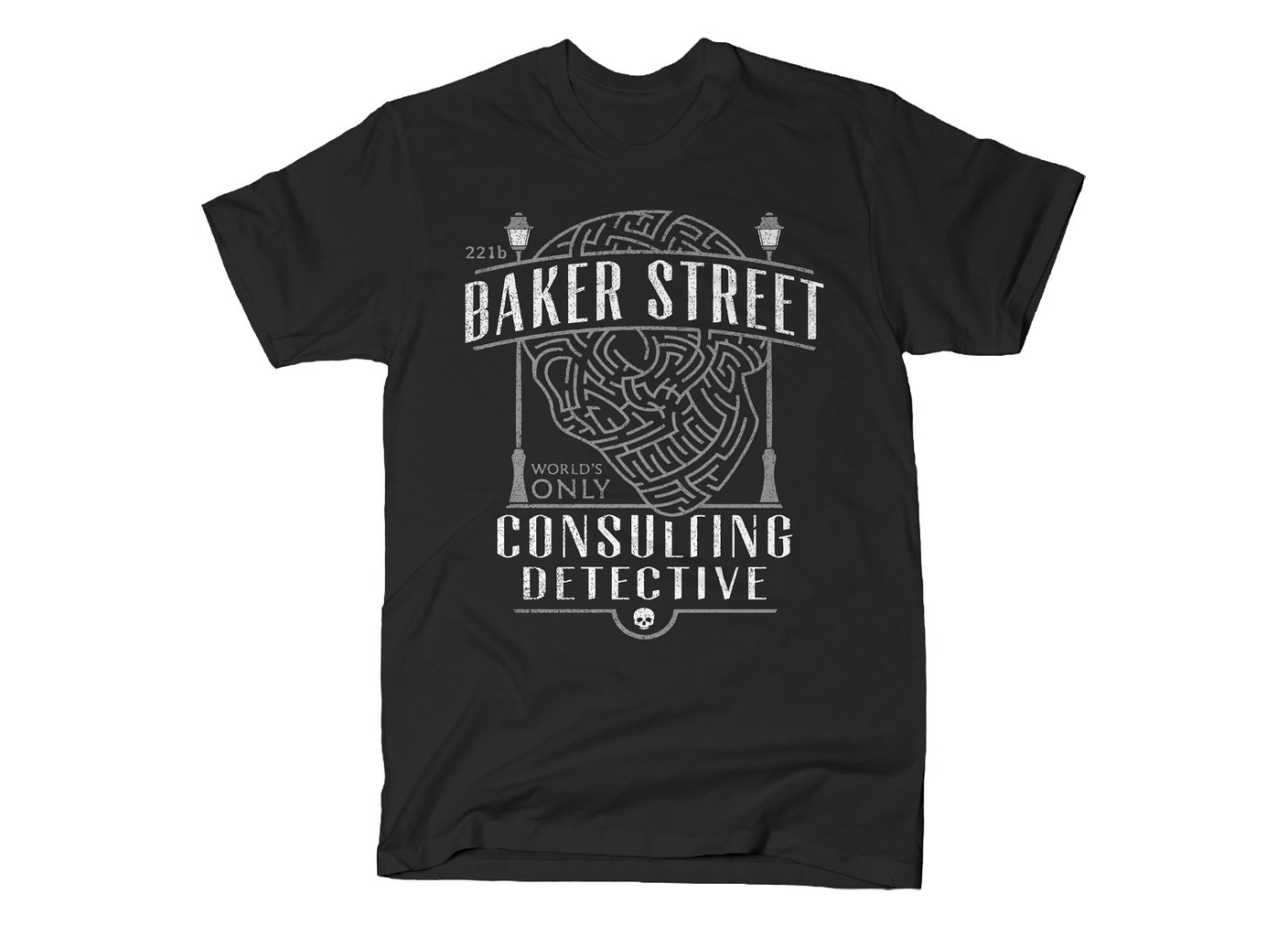 SnorgTees: Baker Street Consulting Detective