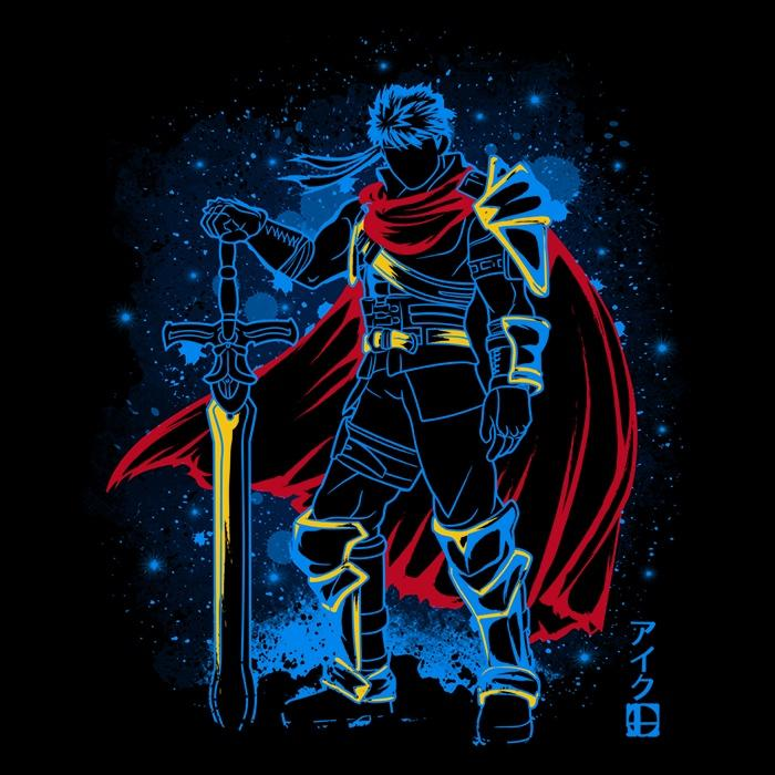 Once Upon a Tee: The Knight