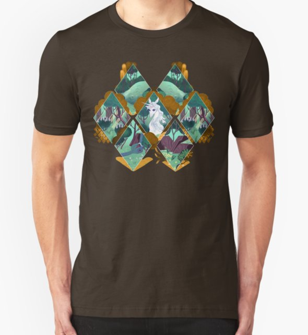 RedBubble: I Know You