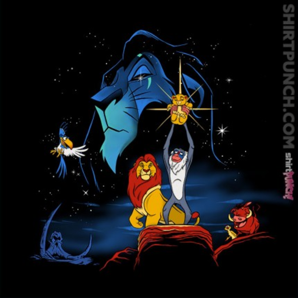 ShirtPunch: Lion Wars