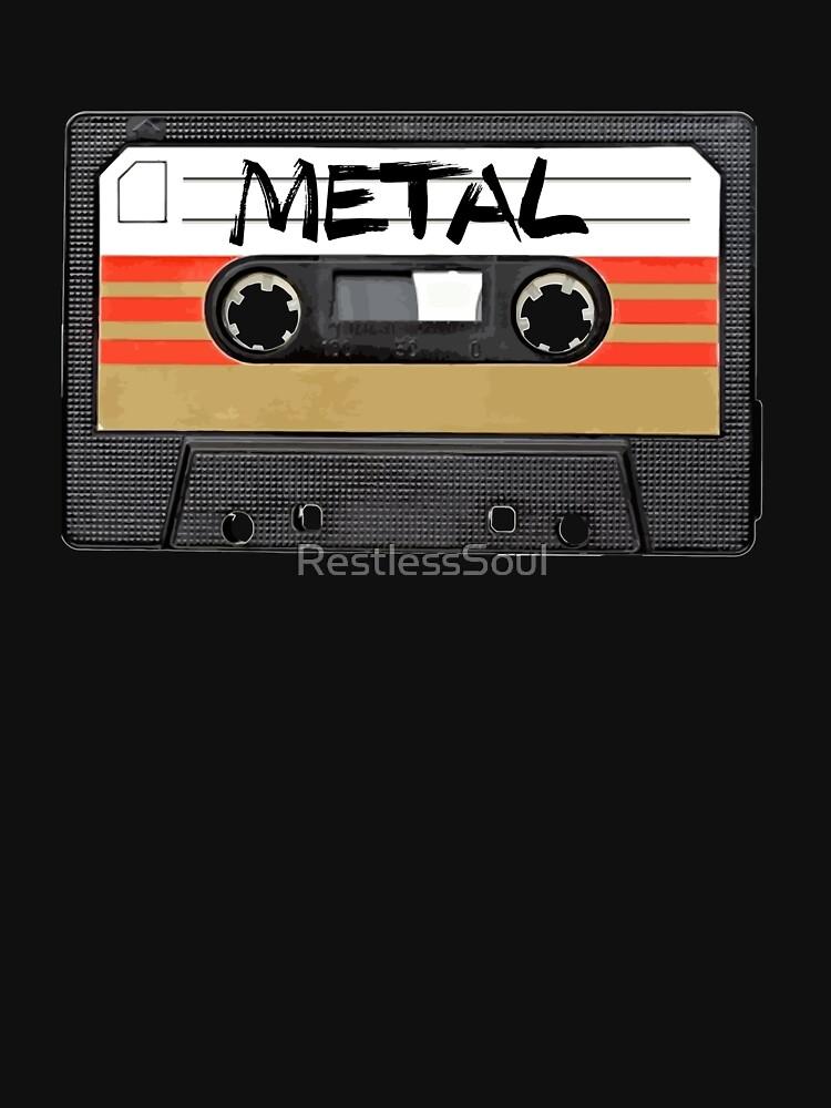 RedBubble: Heavy metal Music band logo