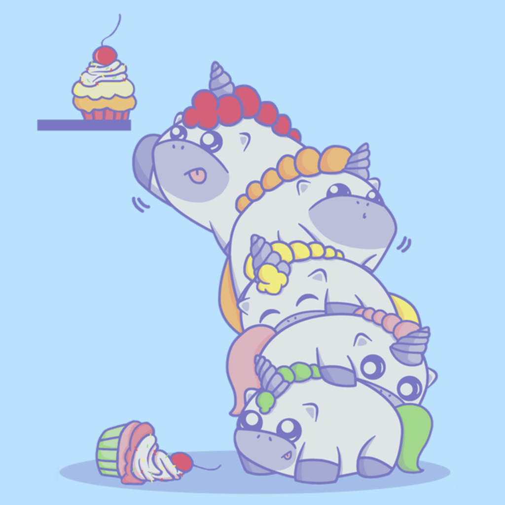 NeatoShop: Chubby Unicorns