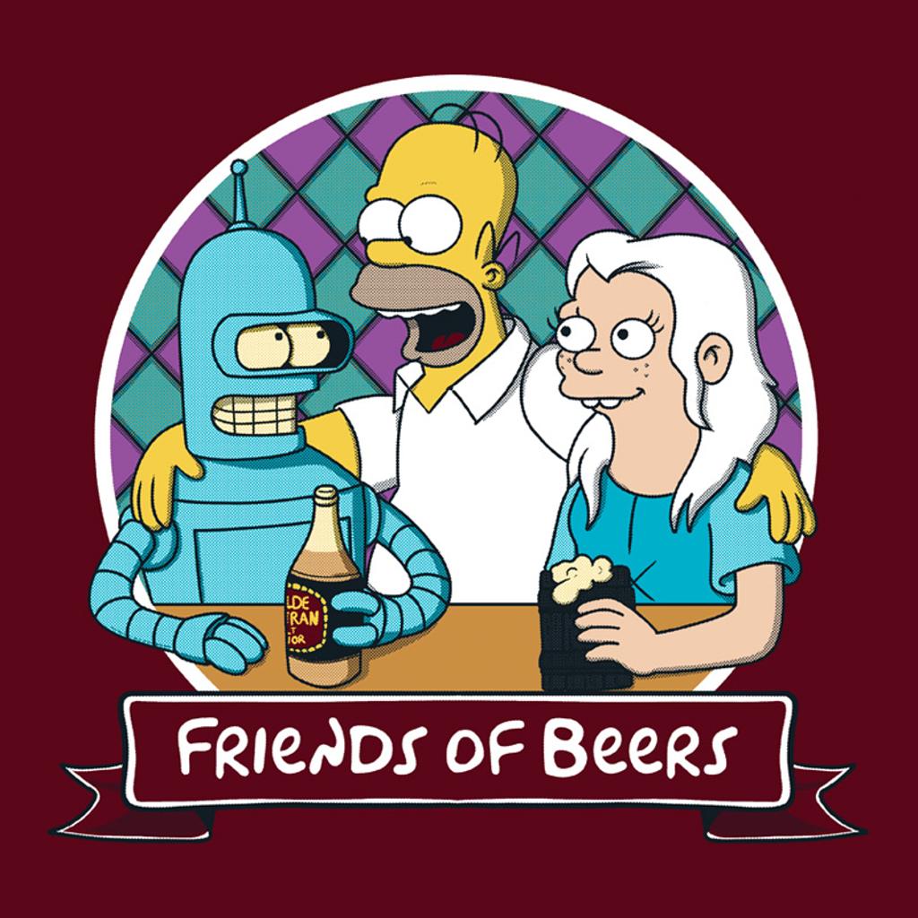 Pampling: Friends Of Beer