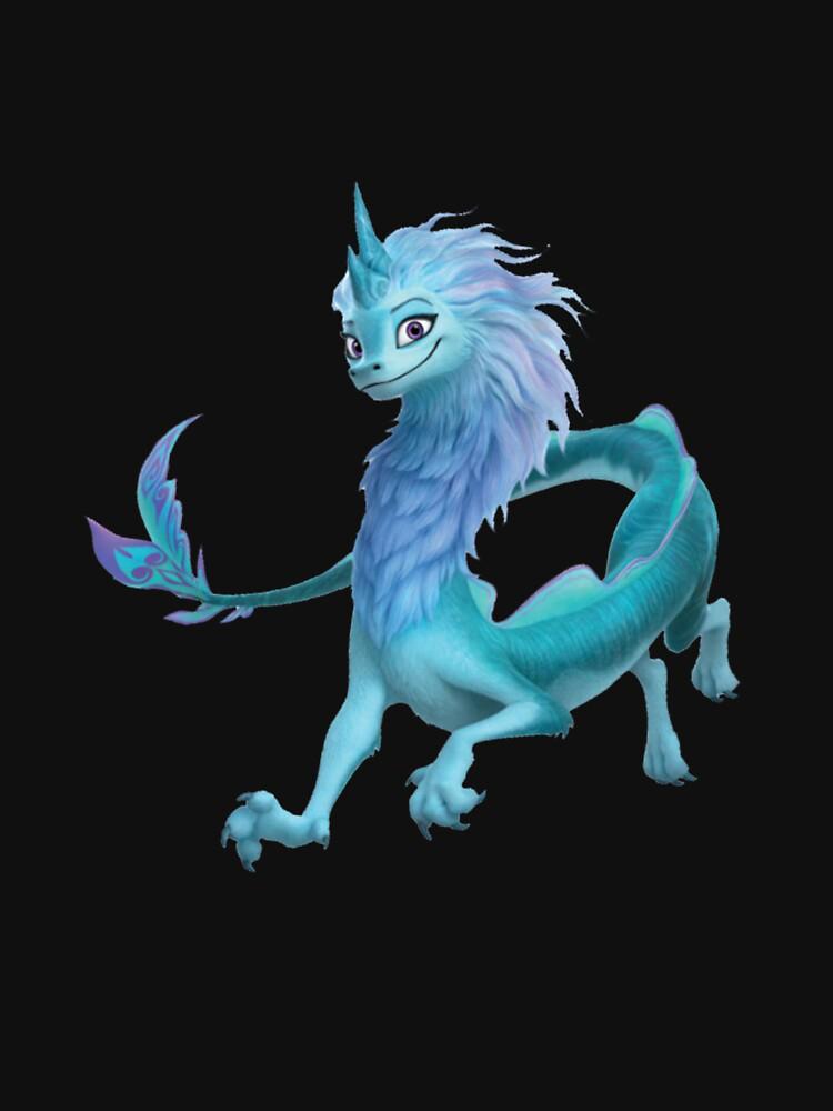 RedBubble: Raya the Last Dragon - Sisu