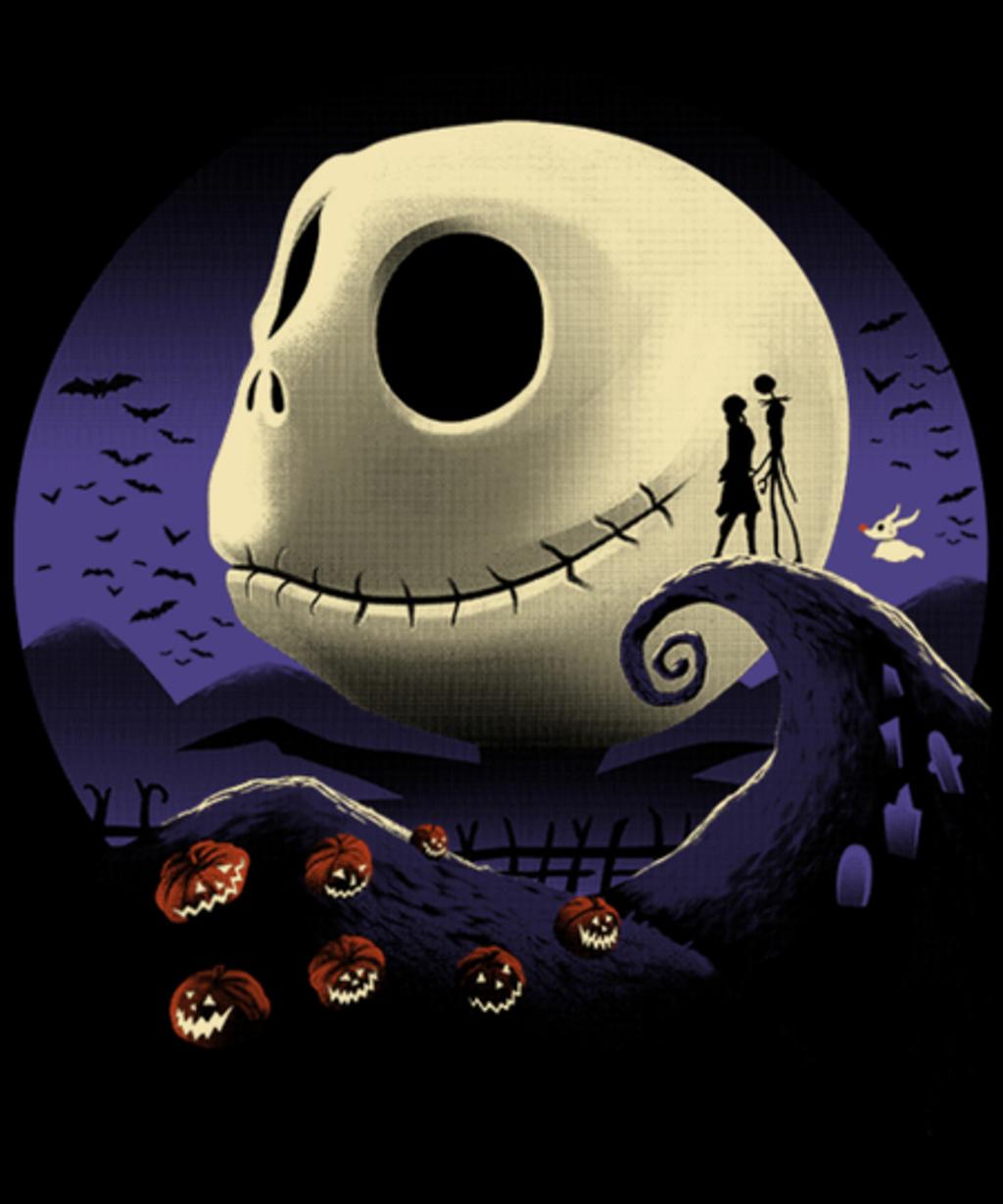 Qwertee: Pumpkins and Nightmares