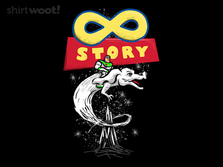 Woot!: Beyond Infinity - $15.00 + Free shipping