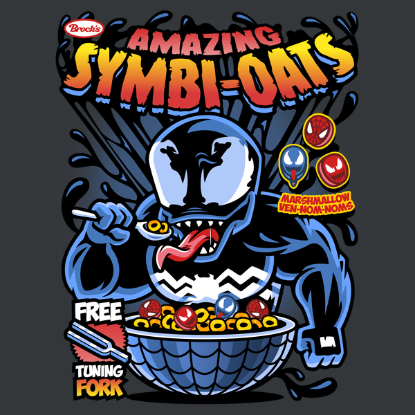 NeatoShop: Symbi-Oats Cereal