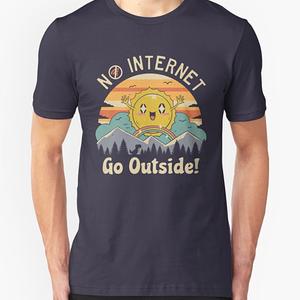 RedBubble: No Internet Vibes!
