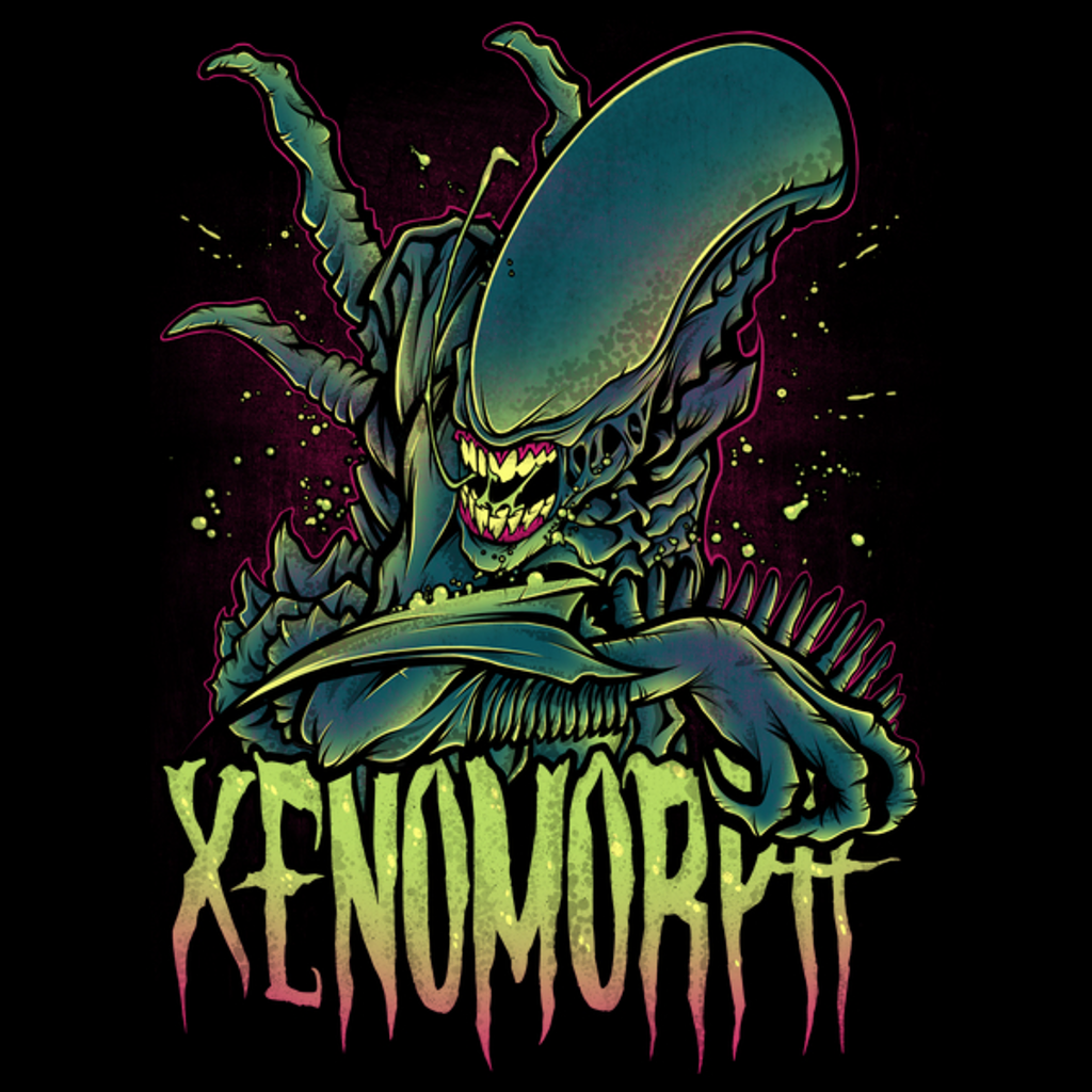 NeatoShop: Beware the Xenomorph