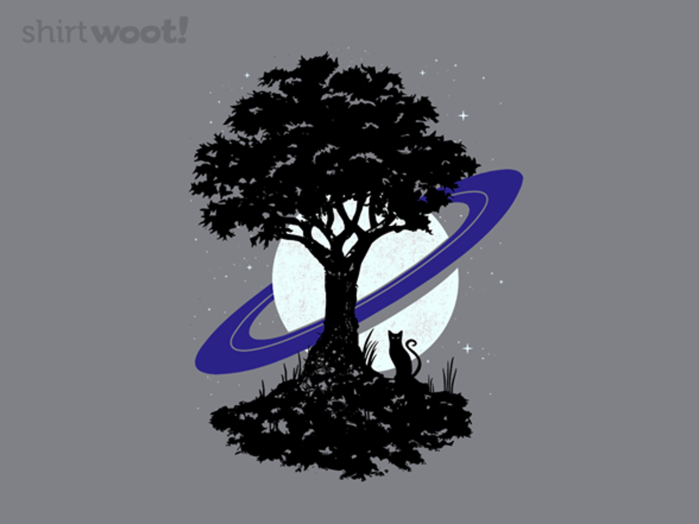 Woot!: A Cat Named Saturn - $15.00 + Free shipping