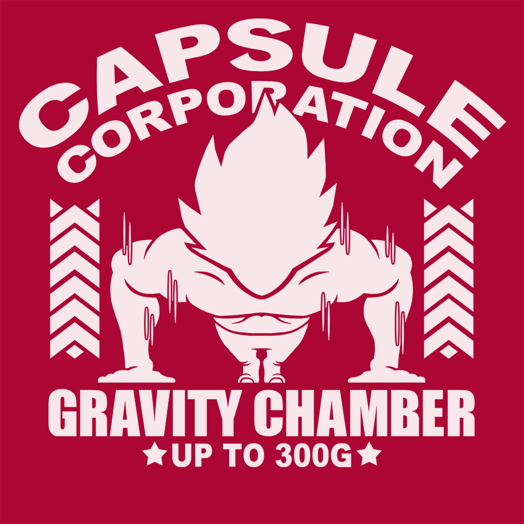 Pop-Up Tee: Gravity Chamber