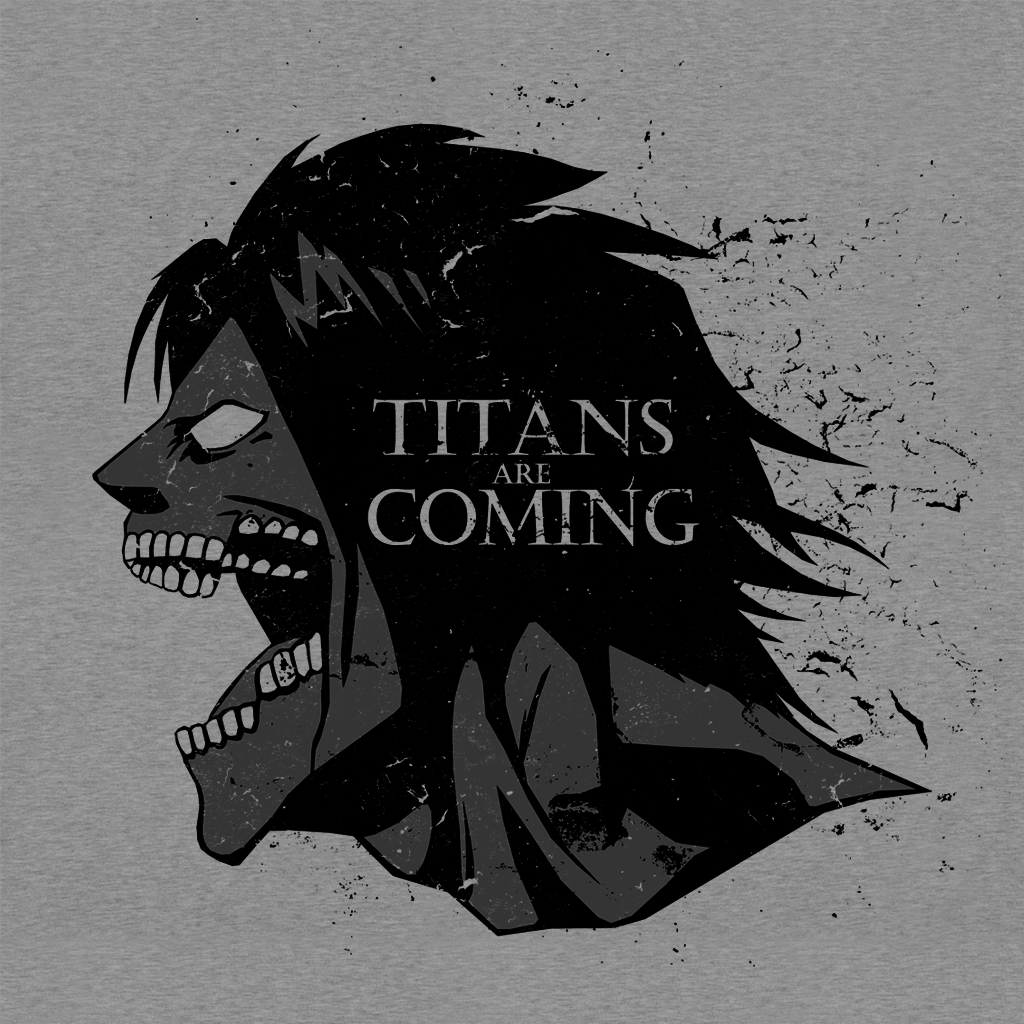 TeeTee: Titans are coming
