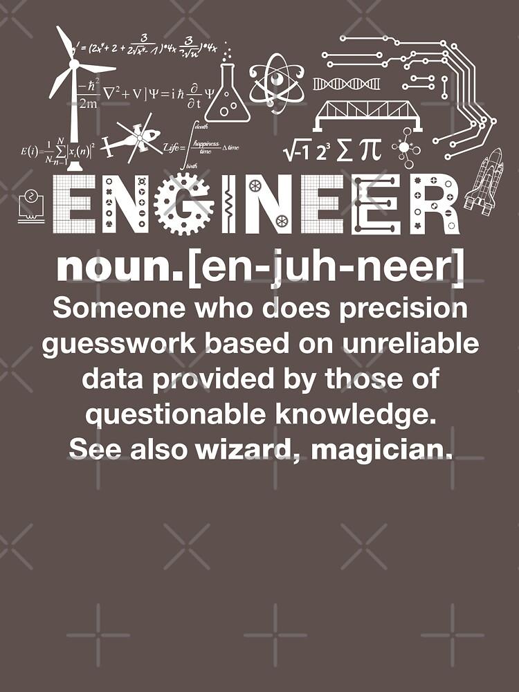RedBubble: Engineer Humor Definition