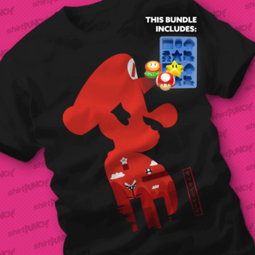 ShirtPunch: Koopa on the Kouch Bundle