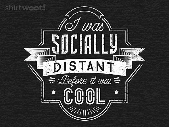 Woot!: Socially Distant Remix