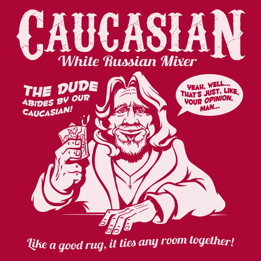 Pop-Up Tee: Caucasian Mixer
