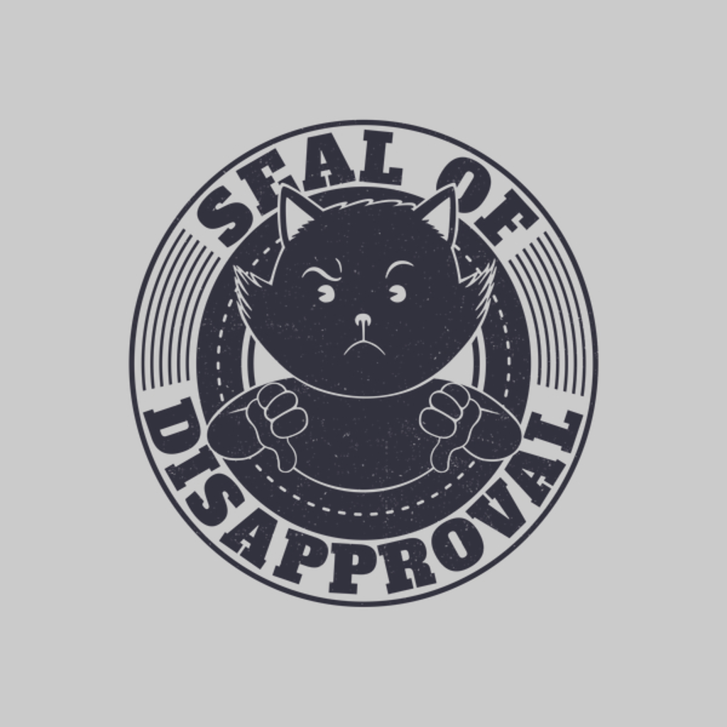 NeatoShop: Seal Of Disapproval