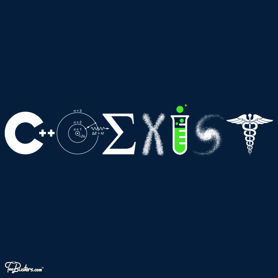 TeeBusters: Science Coexist