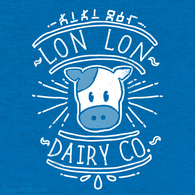 The Yetee: Lon Lon Dairy Co.