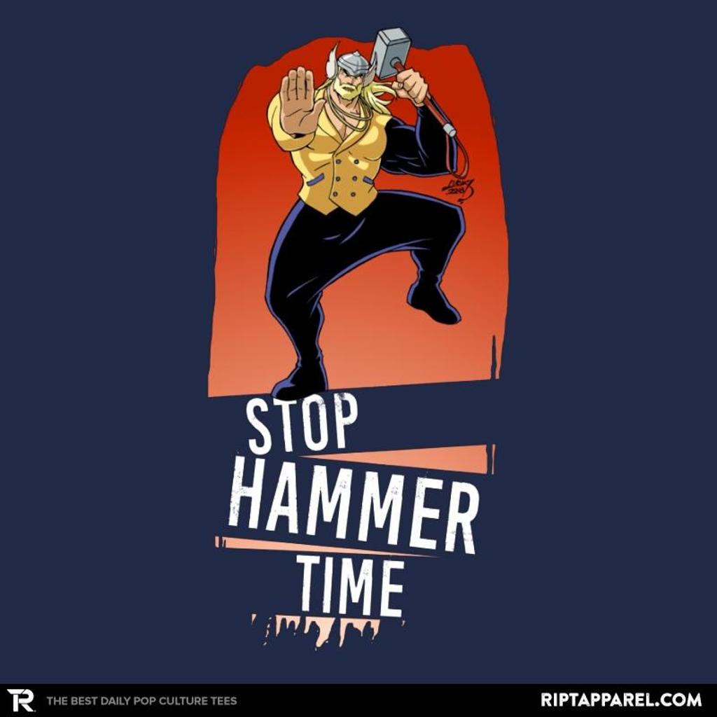 Ript: Hammer Time