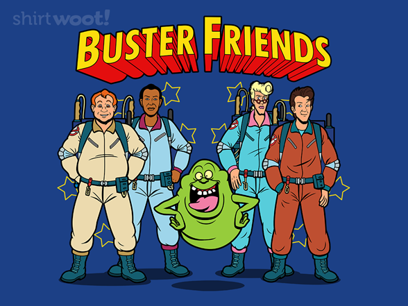 Woot!: Buster Friends