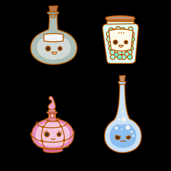 NeatoShop: potions