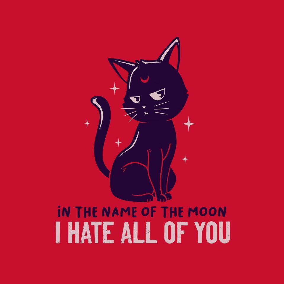 TeeFury: I Hate You