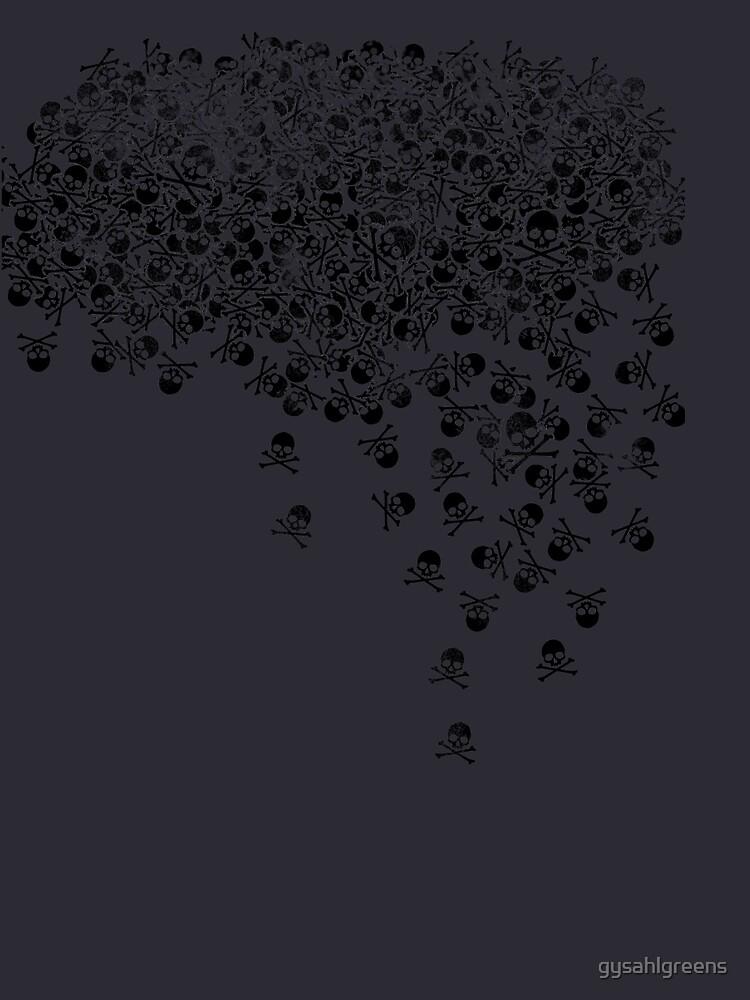 RedBubble: Noctis' Skull and Crossbones Shirt