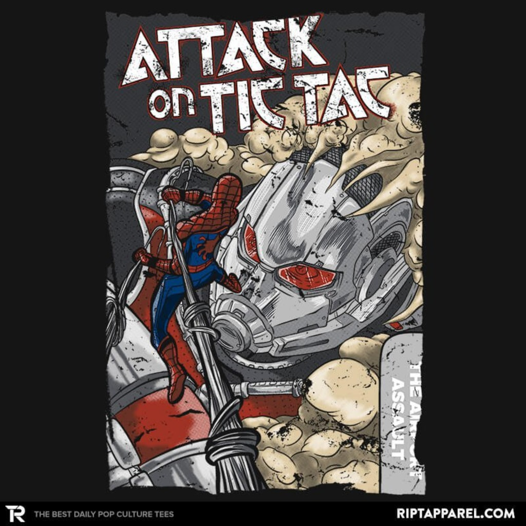 Ript: Attack on Tic Tac