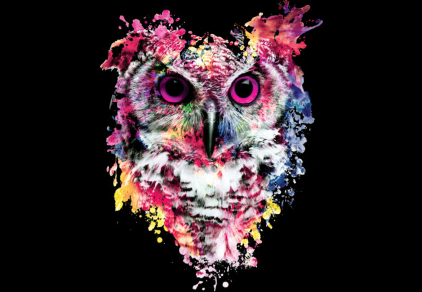 Design by Humans: Owl