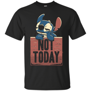 Pop-Up Tee: Stitch Not Today