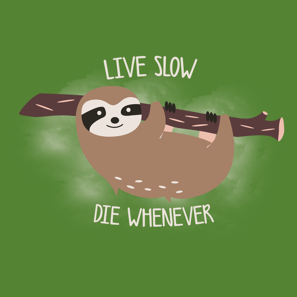 NeatoShop: Live slow, die whenever
