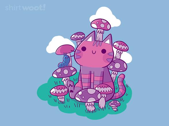 Woot!: Wonder Cat