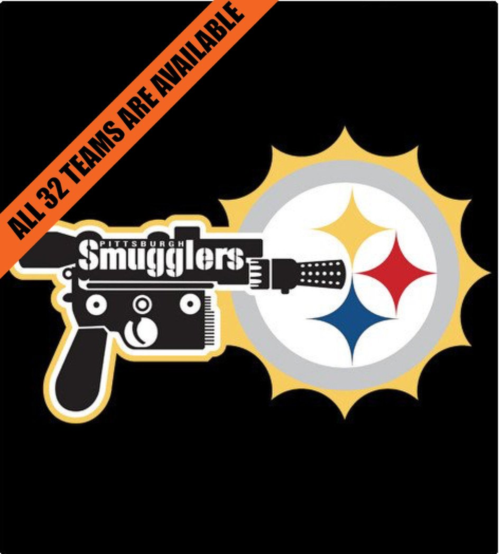 Shirt Battle: Pittsburgh Smugglers