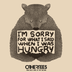 OtherTees: I'm Sorry
