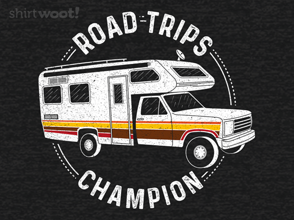 Woot!: Road Trips Champion