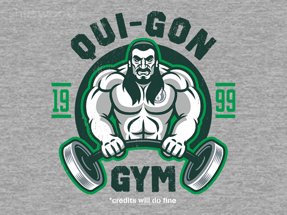 Woot!: Qui-Gon Gym